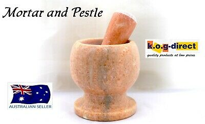 Fine Kitchen Marble Granite Mortar And Pestle For The Master Chef 9Cm Hw-209
