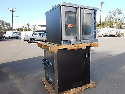 Duke Wheeled Double Stack Gas Convection Ovens
