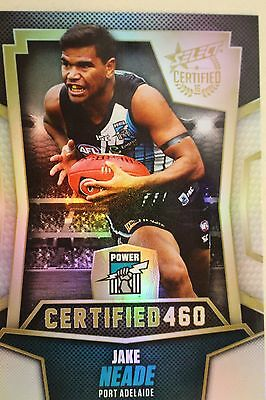 LOW NUMBER (#002) 2016 AFL Select Certified 460 C156 Jake Neade (002 of 460)