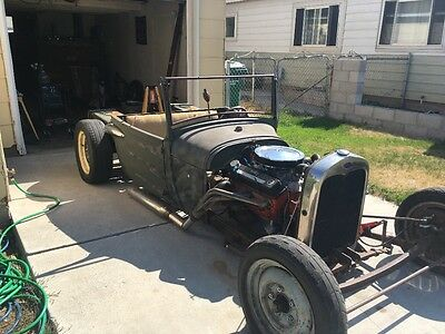 1929 Ford Model A  1929 model a ford convertible