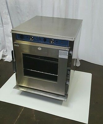 ALTO SHAAM Deluxe 750-TH/III Cook and Hold Oven Cabinet AMAZING COND w/probe