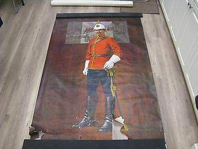 NWMP RNWMP RCMP 1973 commemorative HUGE Litho Posters Set of 3 by Rolph McNally