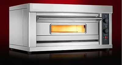 Silver Commercial Home Multi-function Baking Tool Benchtop Electric Oven #