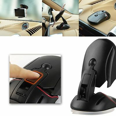 360° Universal In Car Dashboard Cell Mobile Phone GPS Mount Holder Cradle Stand