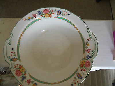 "Grindley china bowl "" The Ruthen"""