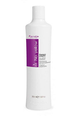 Fanola No Yellow Anti-yellow Shampoo (350ml)