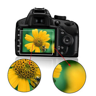 Useful Tempered Glass Film LCD Screen Protector for Nikon D3100 D3200 D3300