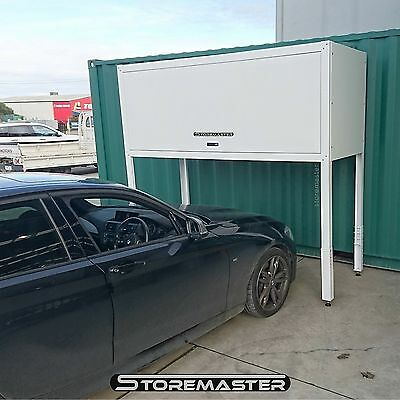 Over Bonnet Storage Unit - Garage/Apartment Storage Locker