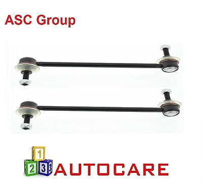 ASC Group Front Anti Roll Bar Drop Links x2 For Peugeot 307 CC SW