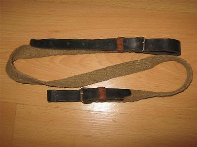 Early Russian Army Sling for SVT-40 Tokarev  & PPSH Ultra rare !! 1939 - 42