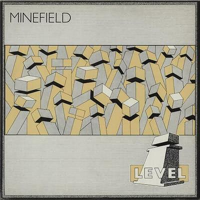 "I-Level Minefield UK 12"" vinyl single record (Maxi) VS563-12 VIRGIN 1983"
