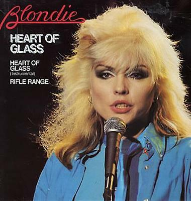 "Blondie 12"" vinyl single record (Maxi) Heart Of Glass UK CHS12-2275 CHRYSALIS"