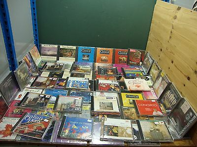 Job Lot of 65x Various Classical Opera Music CD's UNTESTED