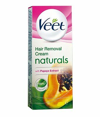 Veet Naturals Hair Removal Cream, Normal To Dry Skin - 25 g