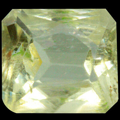 11.10 Ct Marvelous! Top Fire 100% Natural Afghanistan Lovely Yellow Kunzite.