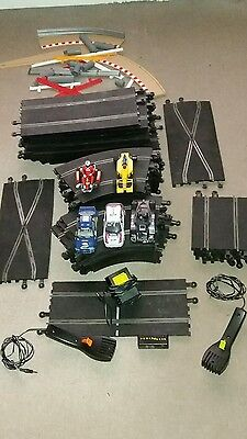 Hornby slot car racing set (Scalextric)