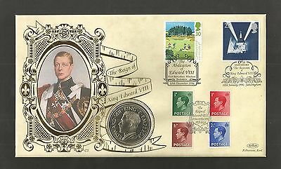 Benham 1996 The Reign Of Edward 8Th Coin Fdc Lot 3T