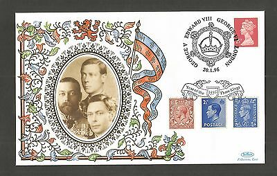 Benham 1996 Year Of The Three Kings 1936 Fdc Lot 8T