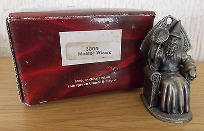 Tudor Mint - Myth & Magic - The Master Wizard  - 3009 - Boxed - Used