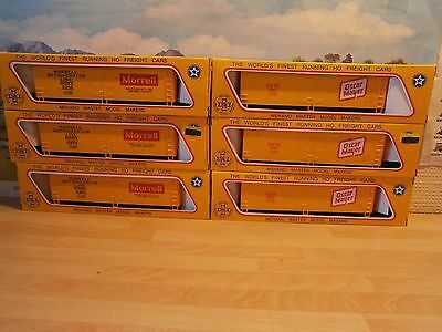 6 X Mehano Ho/oo Gauge Freight Cars New Condition