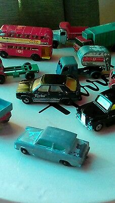 Collection of diecast toys corgi/matchbox