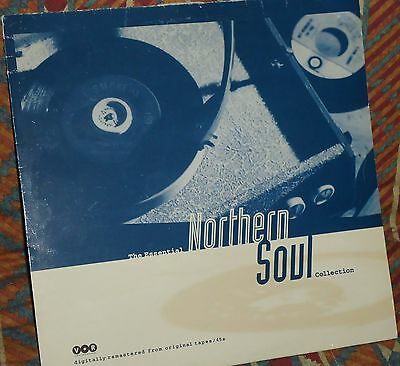 Northern Soul - The Essential Northern Soul Collection compilation LP