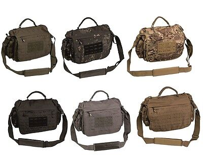 Tactical Paracord Bag Lg Tasche Umhängetasche Military Airsoft Army Outdoor Neu