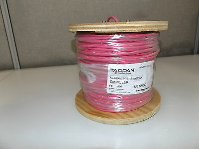 New GENERIC AL-1806C-2-2S-12-500 18 AWG 6 Conductor 500 FT Reel