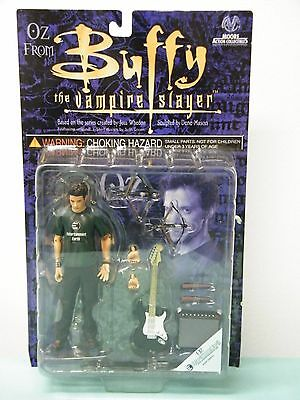 Oz From Buffy The Vampire Slayer Action Figure