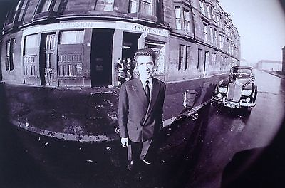 """JOHN STEPHENS / MODS The King Of Carnaby Street, 6"""" X 4"""" Collectable Postcard"""