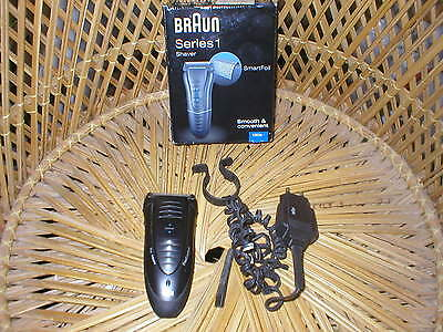 Braun Series 1-130 Electric Shavers