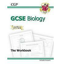 GCSE Biology Workbook (Including Answers) (A*-G Course) by CGP Books (Paperback…