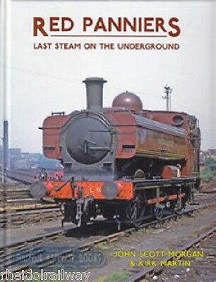 Red Panniers: Last Steam on the Underground London transport GWR