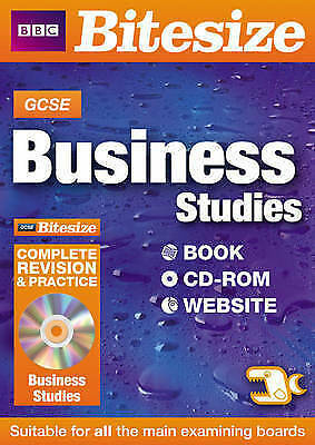 GCSE Bitesize Business Studies Complete Revision and Practice by Paul Clarke (M…