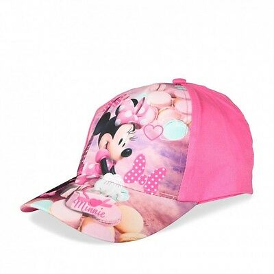 Casquette Mickey Mouse Minnie pour Fille Couleurs Assorties
