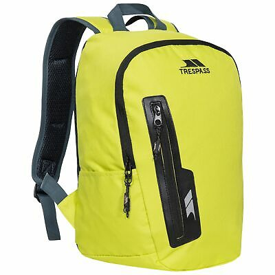 Trespass Lifty 18 Litre Hiking Backpack Rucksack with Reflective Prints