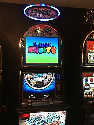 fruit machines X 2 Price For Both Machines 5 Games Each will Split. Offers