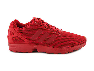 ADIDAS ZX FLUX S32278 RED sneakers shoes man