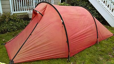 Hilleberg Nallo 4 Man Winter Tent