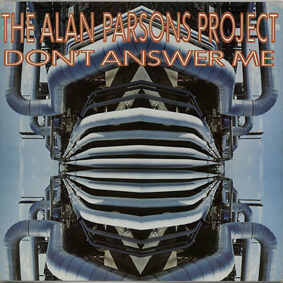 "Alan Parsons Project Don't Answer Me 12"" vinyl single record (Maxi) UK"