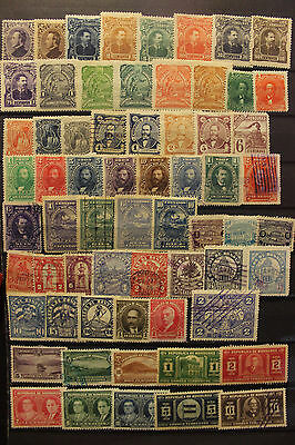 Honduras Large Old Time Collection Of Mint & Used Stamps ~Many Better~~1878-1970
