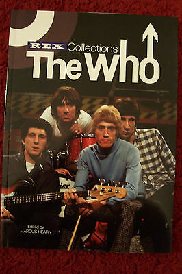 """Music Memorabilia--The Who---Book    """" Rex Collections, The Who"""""""