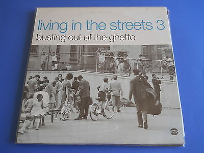 Living In The Streets 3 - Busting Out Of The Ghetto - 2 Lp