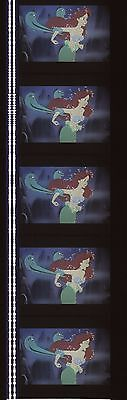 Little Mermaid 35mm Film Cell strip very Rare me72