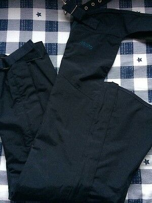 Musto Lined Chaps Size L