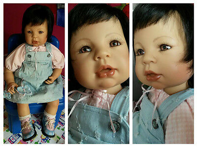 Spettacolare Sophia May Di Bettine Klemm - Bambola Zapf Creation Baby Doll