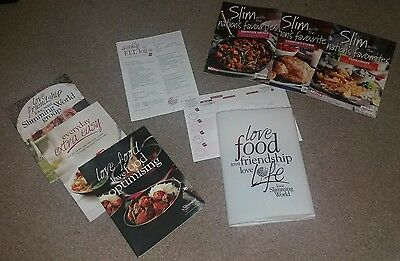 Slimming World Starter Pack with 3 Recipe Magazines