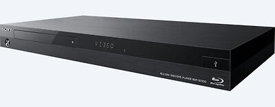 Sony BDP-S7200 3D Built in 4K & DVD UpScaling Xvid WiFi Blu-Ray Player