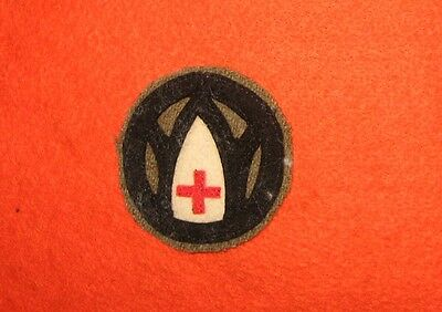 89Th Division Sanitary Train Shoulder Patch