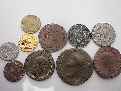 Mixed Lot Of ..wrl..coins